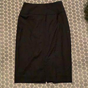 J. Crew Super 120's pencil skirt. Size 2P
